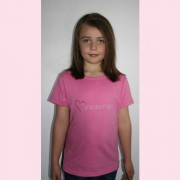 Tshirt - Gymnastic Girl (size 10 pink sold out)